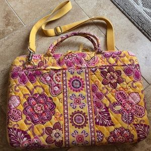 Vera Bradley Laptop carrier hard case